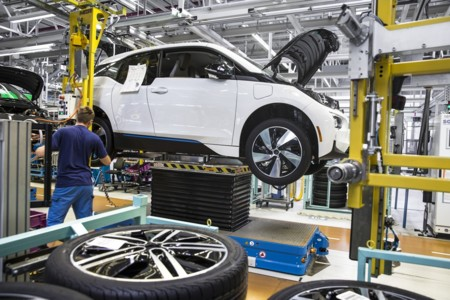 Bmw I3 Produccion