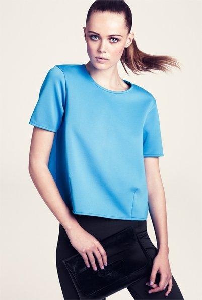 H&M lookbook Otoño-Invierno 2011/2012: el color no se va de las tiendas