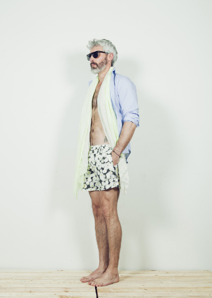 Eduardo Rivera: lookbook primavera-verano 2014