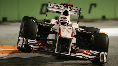 Sauber traerá un importante pack de mejoras para el Gran Premio de Japón