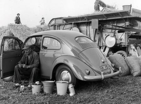 Volkswagen Beetle 1938 1600 12