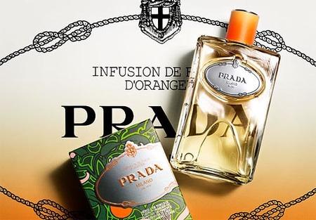 La nueva fragancia de Prada: Fleur d'Oranger