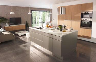 Las 11 claves que has de tener en cuenta para reformar tu cocina abierta al salón