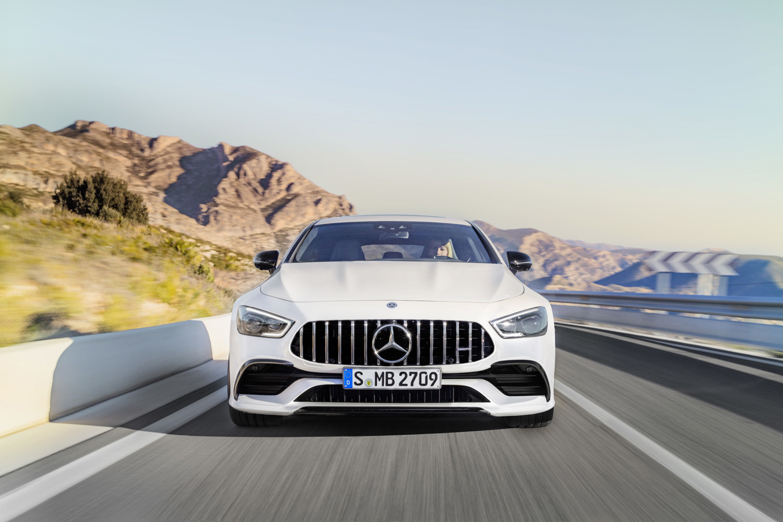 Foto de Mercedes-AMG GT (4 puertas) (2/40)