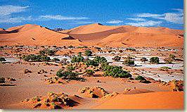 Namibia: de la prensa rosa al mapa turístico mundial