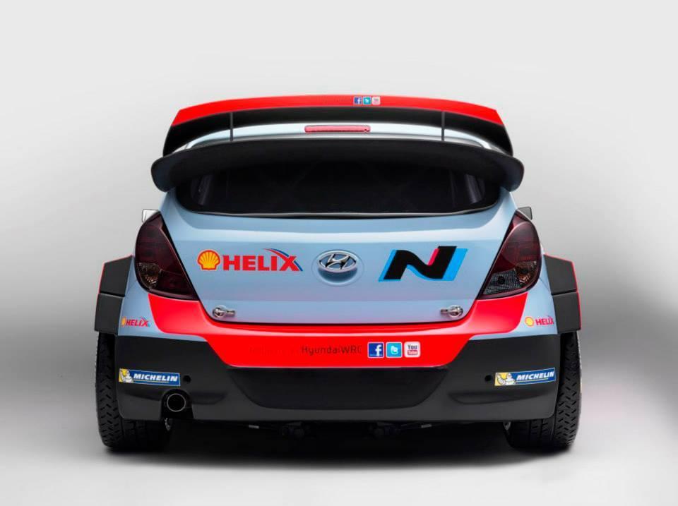 Foto de Hyundai Shell World Rally Team (12/22)