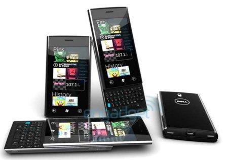 Dell Lightning, espectacular teléfono que acompañará a Windows Phone 7 en su presentación