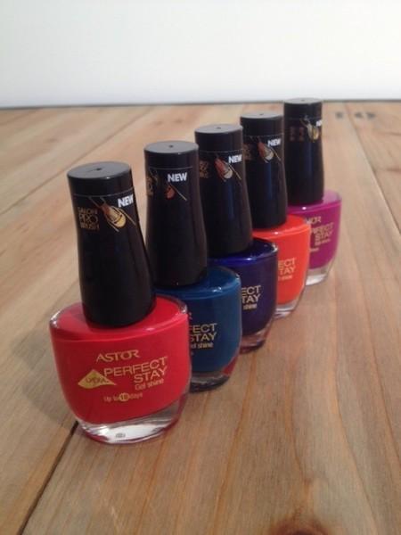 Perfect Stay de Astor: un color para cada ocasión, un color para cada tipo de mujer, ¡mira nuestras sugerencias!