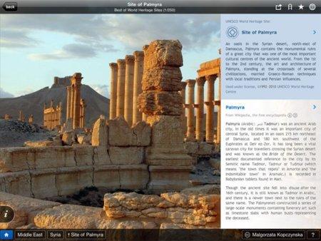 Fotopedia Heritage iPad