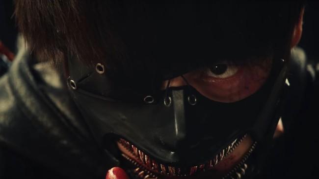 'Tokyo Ghoul' nos mete el miedo en el cuerpo con el teaser de su película en imagen real