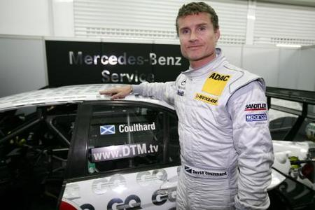 David Coulthard estará en el DTM en 2010