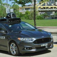 Uber confirma que está realizando las primeras pruebas con vehículos autónomos de Ford