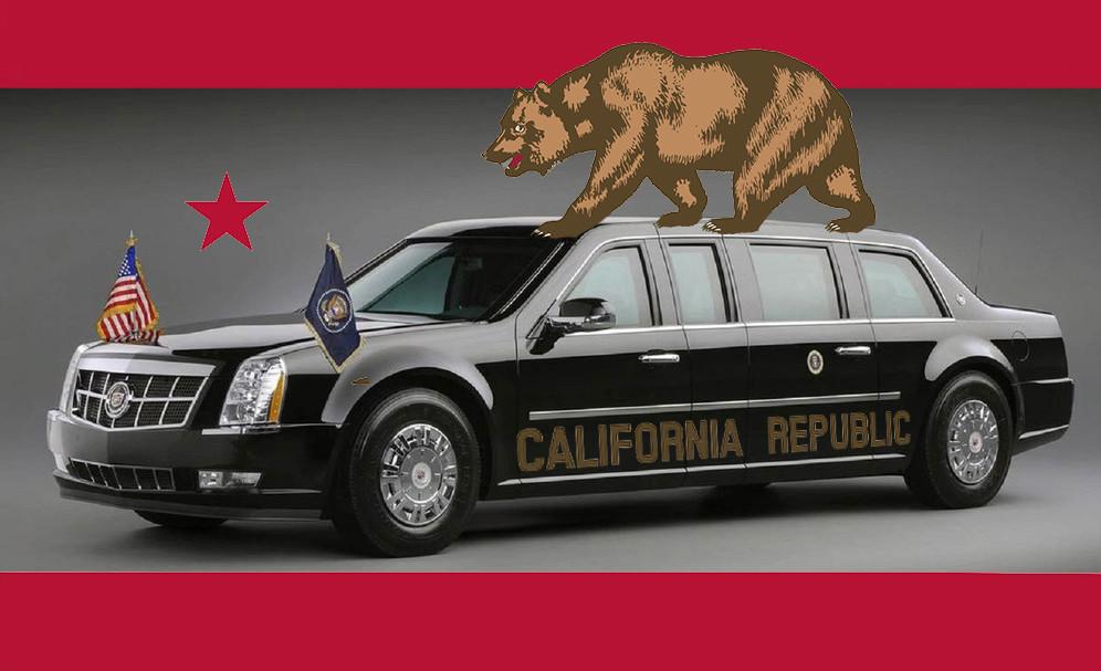 California Vs Trump