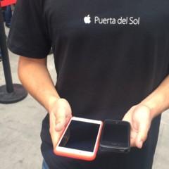 Foto 10 de 10 de la galería lanzamiento-iphone-6-puerta-del-sol en Applesfera