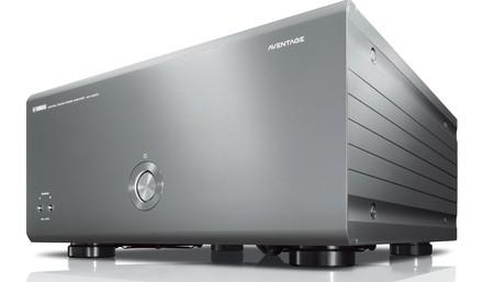 Yamaha pone a la venta el MX-A5200, su potente amplificador integrado de 11 canales
