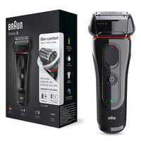 Por 73 euros tenemos la afeitadora eléctrica Braun Series 5 5030s en Amazon