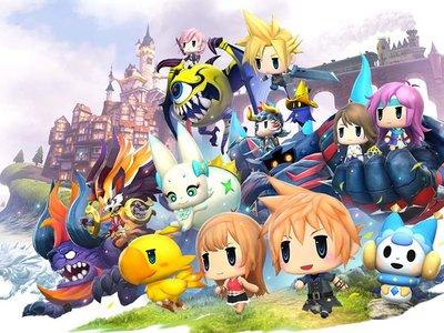 Los demos todavía existen y el de World of Final Fantasy llegará la próxima semana