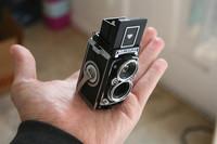 RolleiFlex MiniDigi: ¡Quiero una!