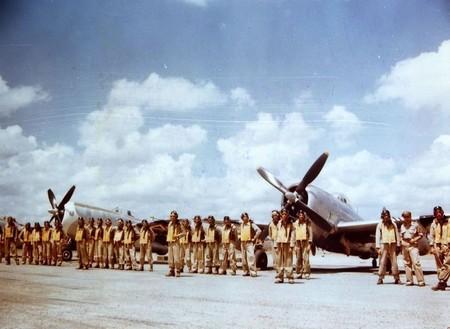 La vez que México fue a la guerra y la ganó: la historia olvidada de los veteranos de guerra del Escuadrón 201