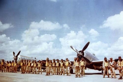 La vez que México fue a la guerra y la ganó: la historia olvidada de los veteranos del Escuadrón 201