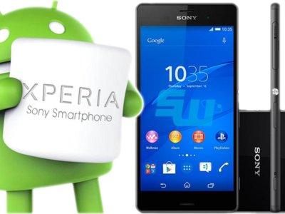 Sony se saltará algunas versiones hasta Android 6.0 Marshmallow