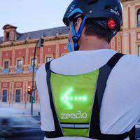 Chalecos con intermitentes LED para bicicleta o patinete eléctrico: lo último en seguridad vial por 27,50 euros