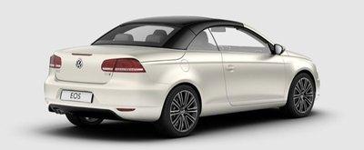 Volkswagen EOS Exclusive, llamadlo elegancia