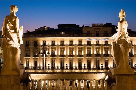Vacaciones de Lujo: Gran Hotel de Burdeos