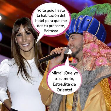 ¡Bomba! Fani Carbajo se enrolló con Omar Montes, siendo infiel a Christofer, tras el polémico bolo de los Reyes Magos en Marbella