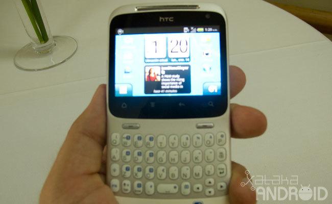 Foto de HTC ChaChaCha (8/9)