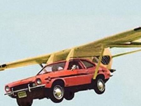 Autos voladores historia