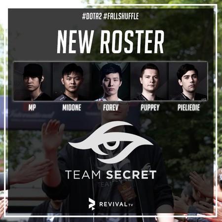 Team Seacret