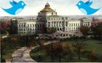 El archivo de Twitter es adquirido por la Biblioteca del Congreso de EEUU
