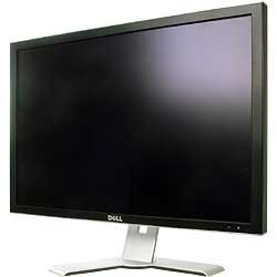 Monitor LCD Dell de 30 pulgadas