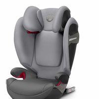 La silla de coche Cybex Gold con Solution S-Fix en gris está rebajada a 168 euros con envío gratis con Amazon
