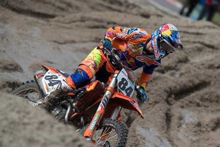 Jeffrey Herlings 450 Sx F Assen