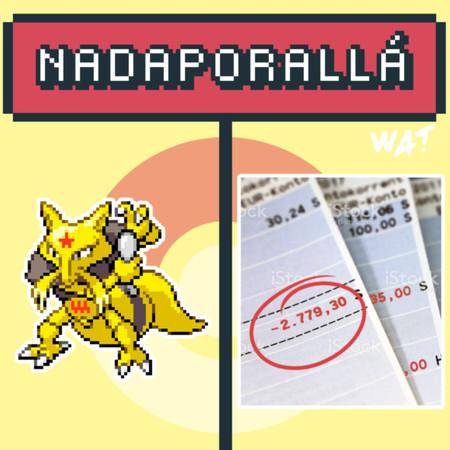 Nadaporalla