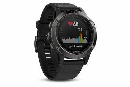 0579711330d4 El Garmin Fenix 5 es uno de los relojes con GPS más completos del mercado y  a su vez