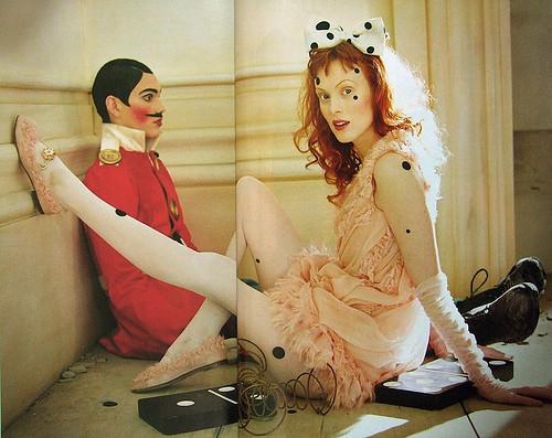 Foto de Karen Elson, una pelirroja con estilo (11/20)