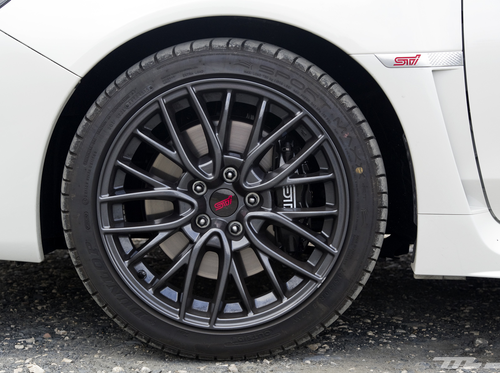 Foto de Subaru WRX STi, prueba (13/28)