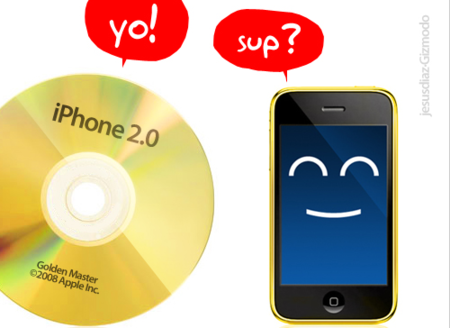 El iPhone firmware 2.0 Gold Master podría ser entregado este viernes