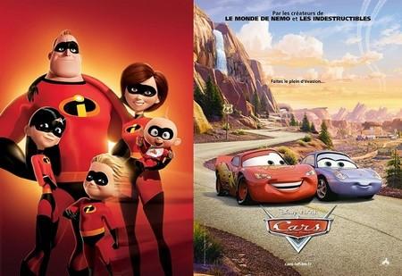 Pixar confirma 'Los increíbles 2' y 'Cars 3'