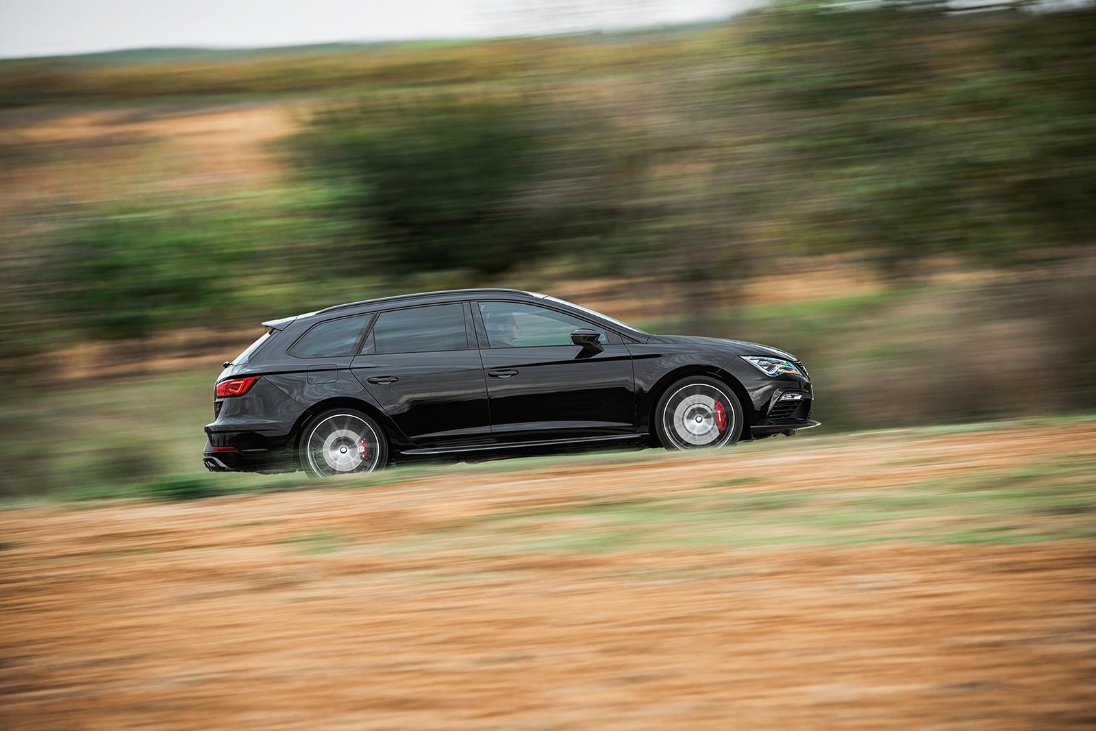 Foto de SEAT León ST CUPRA Black Carbon (6/10)