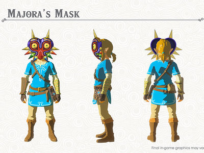 Todo lo que incluirá el primer DLC de Zelda: Breath of the Wild al detalle