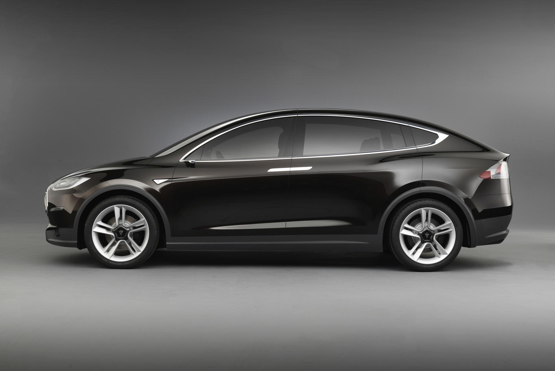 Foto de Tesla Model X (7/15)