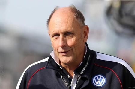 """Hans-Joachim Stuck: """"ganar un título con Red Bull tiene más mérito que obtenerlo con Ferrari"""""""