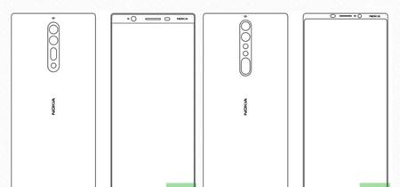 Pantalla en casi todo el frontal, así podría ser el diseño de los Nokia 8 y Nokia 9