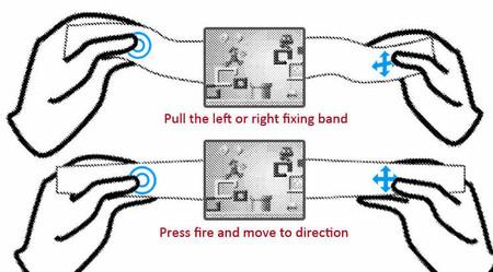Un reloj inteligente 'gaming': así es la patente de Huawei para que juguemos desde nuestra muñeca
