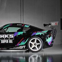 Este Toyota GR Supra Drift de HKS estará en Goodwood este fin de semana, y ya lo puedes ver en vídeo