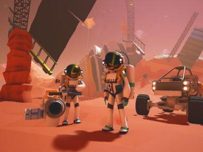 Astroneer quiere que nos olvidemos de No Man's Sky: aquí se juega con los colegas